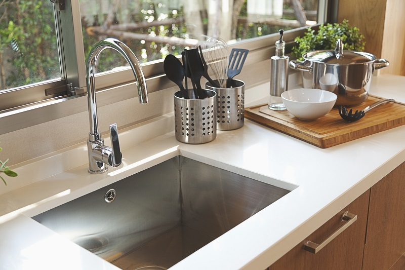 Quick Fixes to Maintain the Cleanliness of Your Kitchen Sink!